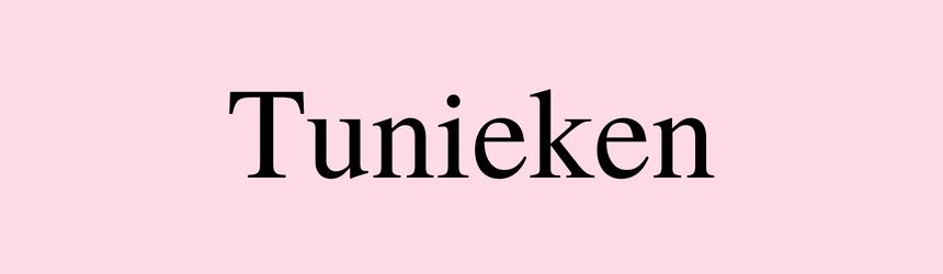 Tunieken